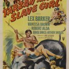 Tarzan And The Slave Girl (1950) - Lex Barker DVD