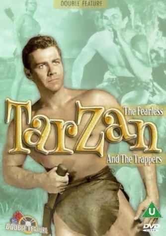 Tarzan And The Trappers (1958) - Gordon Scott DVD