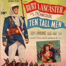 Ten Tall Men (1951) - Burt Lancaster DVD