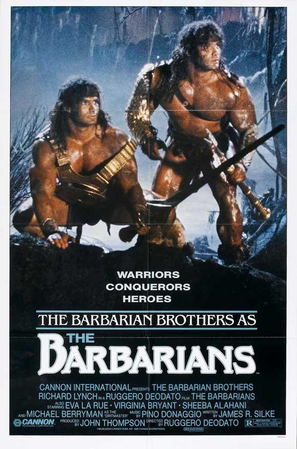 The Barbarians (1987) - Ruggero Deodato DVD