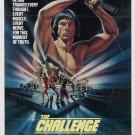 The Challenge (1982) - Scott Glenn DVD