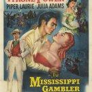 The Mississippi Gambler (1953) - Tyrone Power DVD
