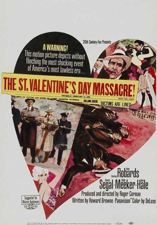 The St. Valentine´s Day Massacre (1967) - Jason Robards DVD