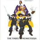 The Three Musketeers (1973) - Michael York DVD