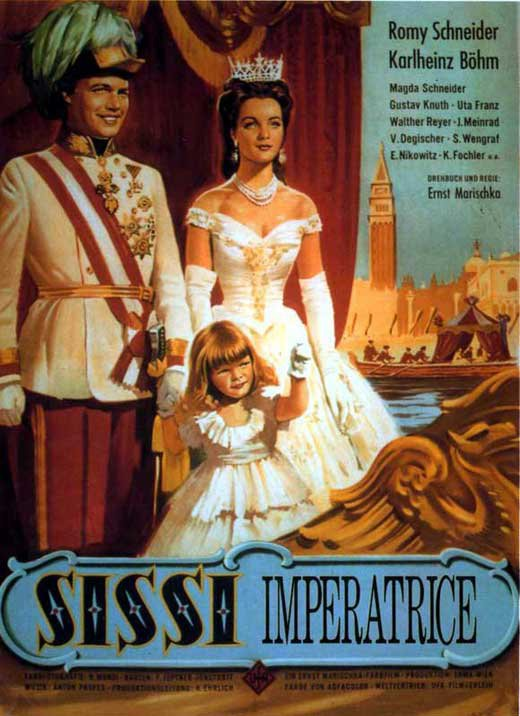 Sissi : The Young Empress (1956) - Romy Schneider DVD