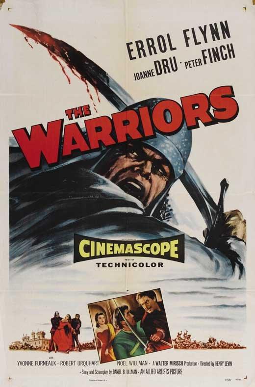The Warriors AKA The Dark Avenger (1955) - Errol Flynn DVD