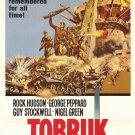 Tobruk (1967) - Rock Hudson DVD