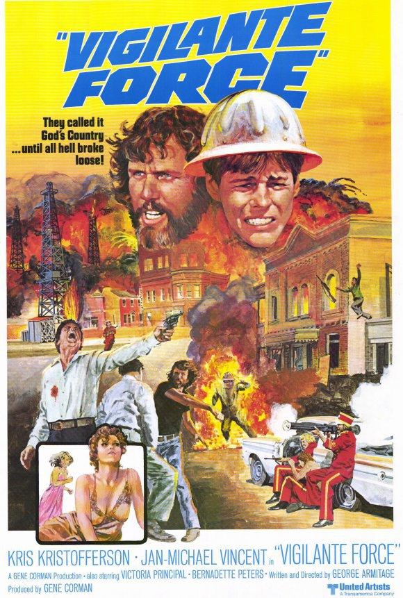 Vigilante Force (1976) - Kris Kristofferson DVD