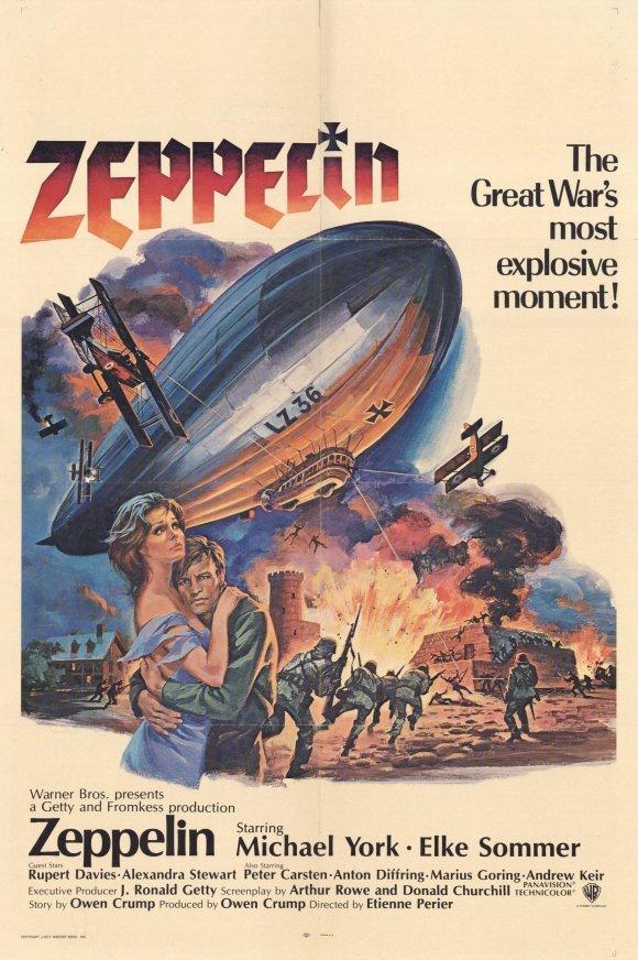 Zeppelin (1971) - Michael York DVD