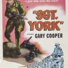 Sergeant York (1941) Color Version DVD