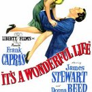 It´s A Wonderful Life (1946) - James Stewart  Color Version DVD