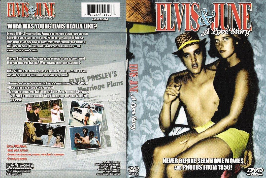 Elvis & June : A Love Story  DVD