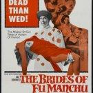 Fu Man Chu : The Brides Of Fu Man Chu (1966) - Christopher Lee  DVD