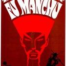 Fu Man Chu : The Vengeance Of Fu Man Chu (1967) - Christopher Lee  DVD