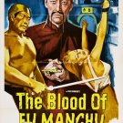Fu Man Chu : The Blood Of Fu Man Chu (1968) - Christopher Lee  DVD