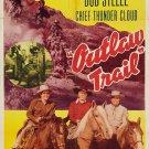 Outlaw Trail (1944) - Hoot Gibson DVD