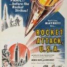 Rocket Attack U.S.A. (1961) - John McKay  DVD