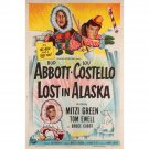 Lost In Alaska (1952) - Abbott & Costello  DVD