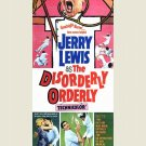The Disorderly Orderly (1964) - Jerry Lewis  DVD