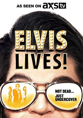 Elvis Lives (2016) - Jonathan Nation  DVD
