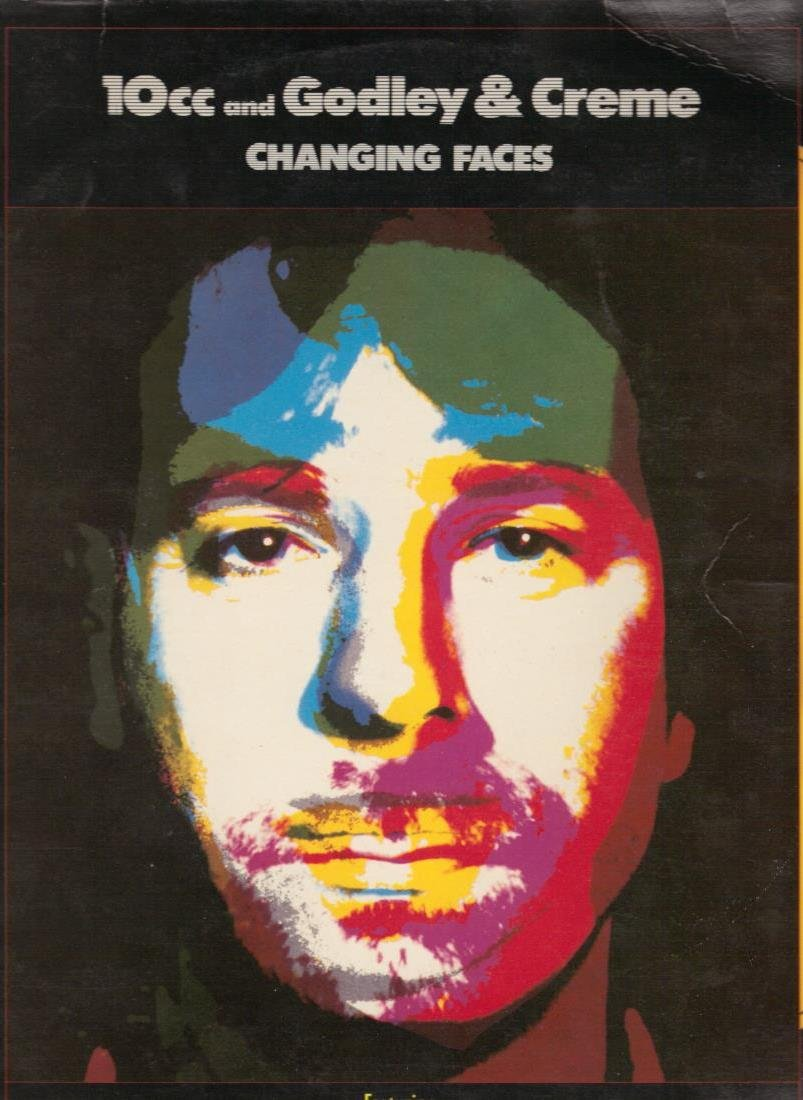 10cc and Godley & Creme - Changing Faces (1988) DVD