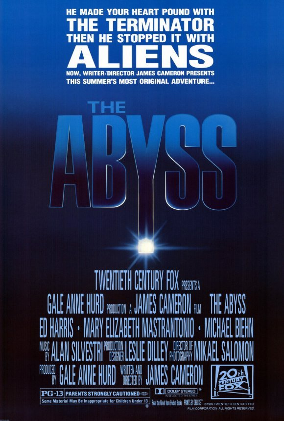 Abyss, The (1993) : Director´s Pan & Scan Edition - James Cameron DVD