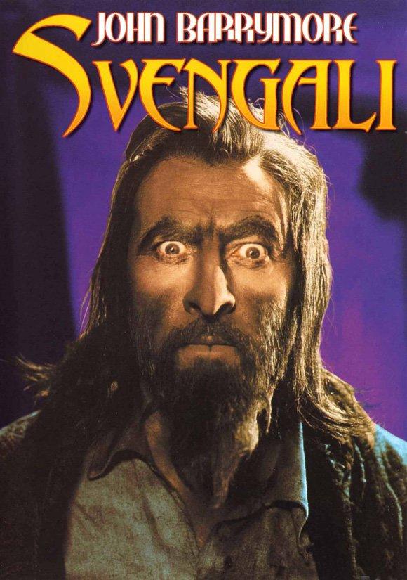 Svengali (1932) - John Barrymore  DVD