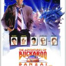 The Adventures Of Buckaroo Banzai In The Eighth Dimension (1984) - Peter Weller DVD