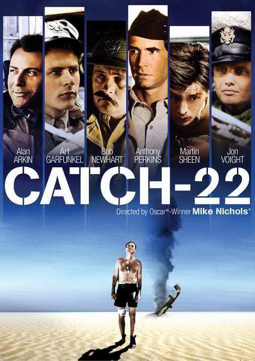 Catch-22 (1970) - Martin Sheen  DVD