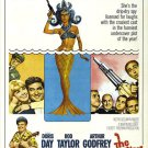 The Glass Bottom Boat (1966) - Doris Day  DVD