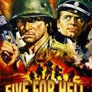 Five For Hell - 5 per l´inferno (1969) - Klaus Kinski  DVD