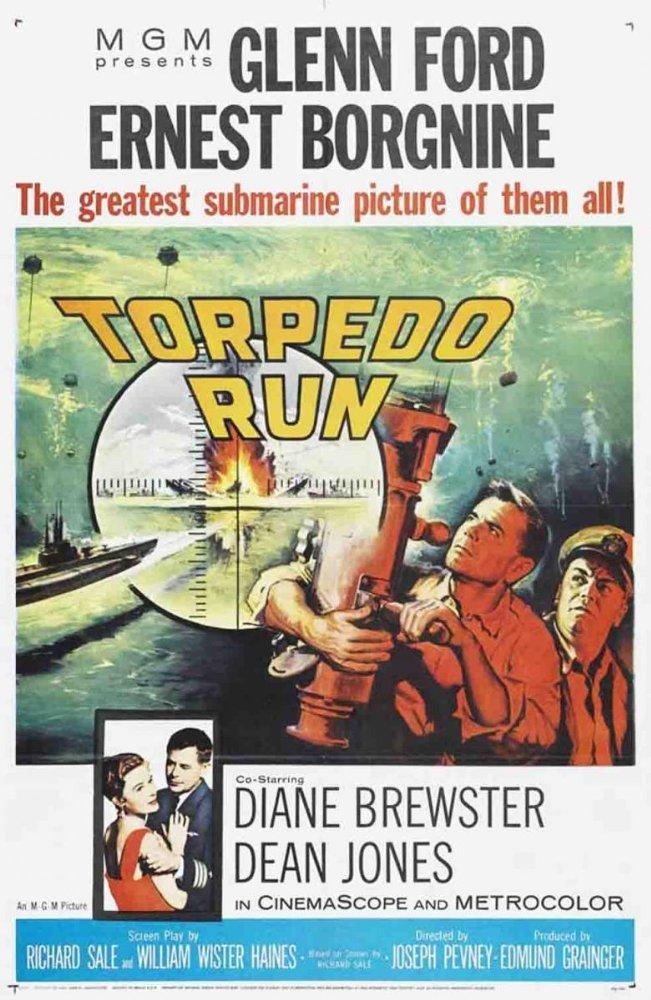 Torpedo Run (1958) - Glenn Ford  DVD