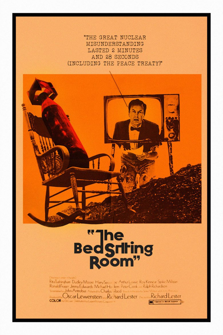 The Bed Sitting Room (1969) - Richard Lester  DVD