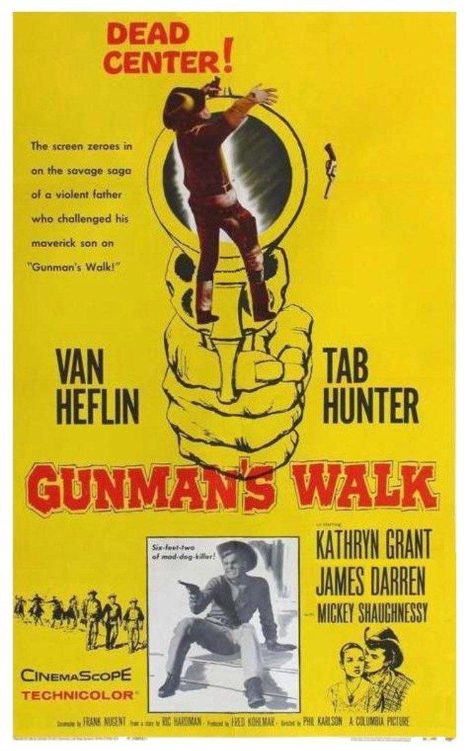 Gunman´s Walk (1958) - Van Heflin  DVD