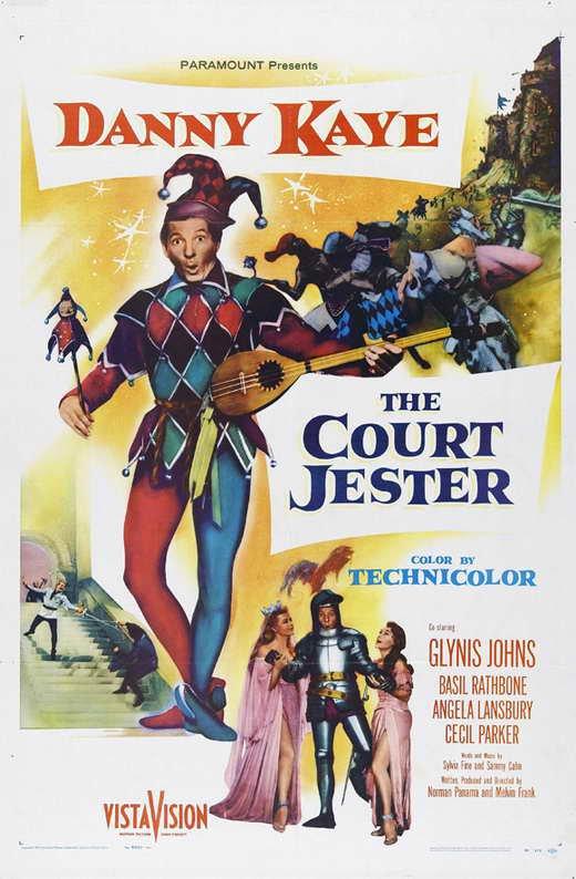 Court Jester (1956) - Danny Kaye  DVD