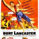 Crimson Pirate (1952) - Burt Lancaster  DVD