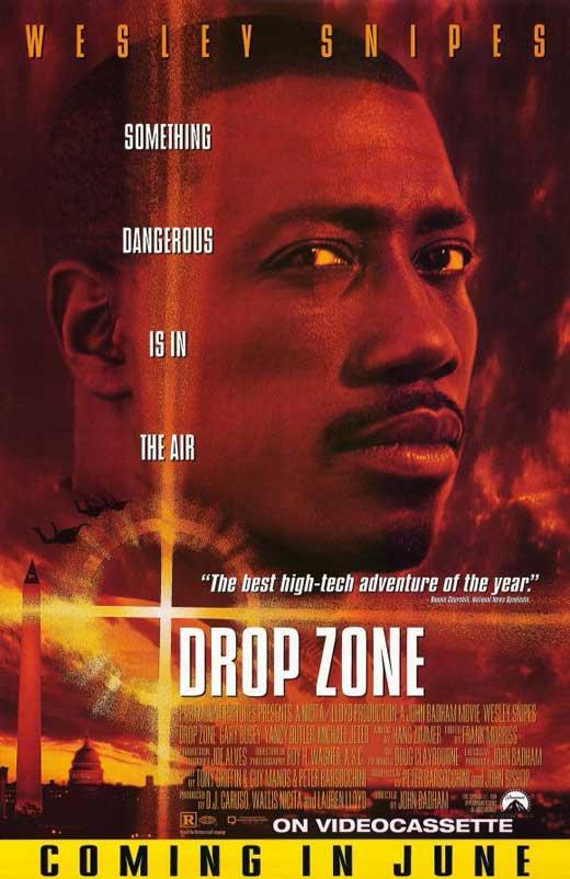 Drop Zone (1994) - Wesley Snipes  DVD