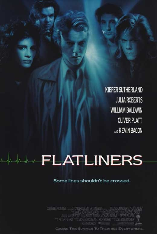 Flatliners (1990) - Kiefer Sutherland  DVD