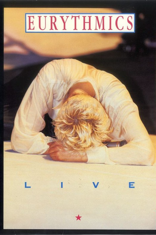 Eurythmics : Live (1987)  DVD