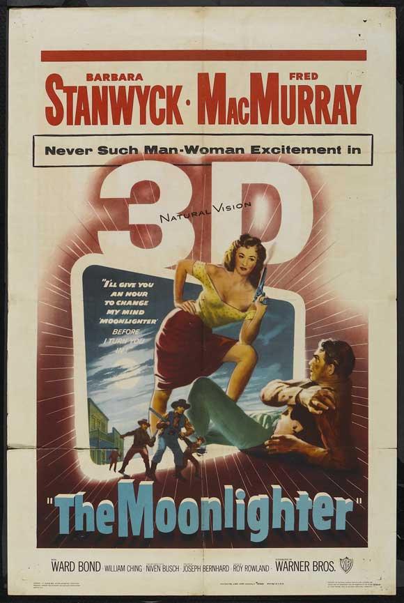 The Moonlighter (1953) - Barbara Stanwyck  DVD
