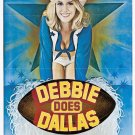Debbie Does Dallas (1978) - Bambi Woods  DVD