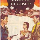 The Last Hunt (1956) - Robert Taylor  DVD