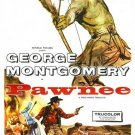 Pawnee (1957) - George Montgomery DVD