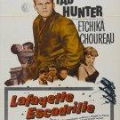 Lafayette Escadrille (1958) - Tab Hunter  DVD