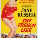 The French Line (1953) - Jane Russell  DVD