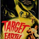 Target Earth (1954) - Richard Denning  DVD