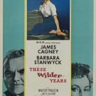 These Wilder Years (1956) - James Cagney  DVD