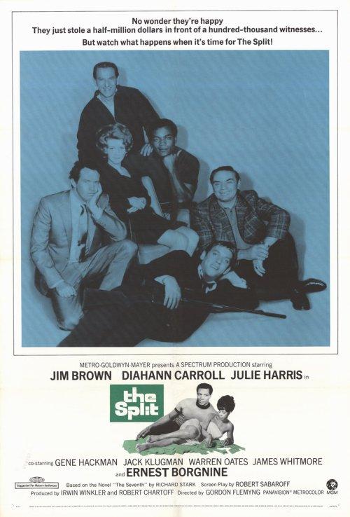 The Split (1968) - Gene Hackman  DVD