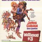 Waterhole #3 (1967) - James Coburn  DVD