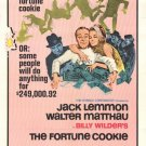 The Fortune Cookie (1966) - Jack Lemmon  DVD